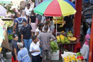 Seychelles- Market