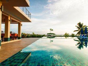 Acajou beach resort seychelles