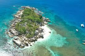 Cocos Islands Seychelles
