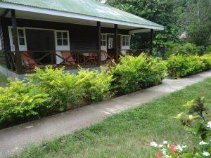 Chez Michelin Pension Residence Guest House - La Digue Seychelles