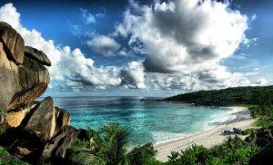 La Residence beach Seychelles