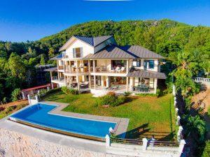 La Vue Luxury Villa Seychelles
