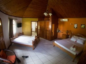 amitie chalets room
