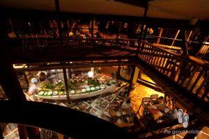 Boat House Restaurant Seychelles
