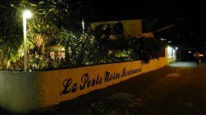 La Perle Noire restaurant Seychelles